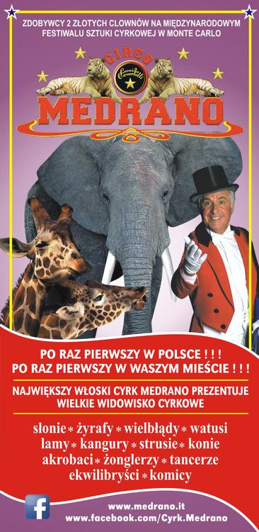 leaflet circus